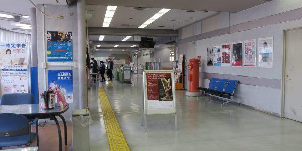 長野中央郵便局 02