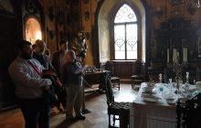 Hrubý Rohozec城を見学